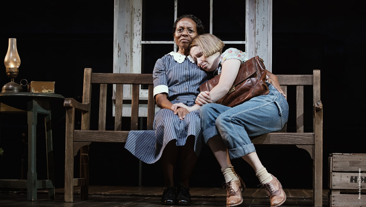 Production image of To Kill a Mockingbird