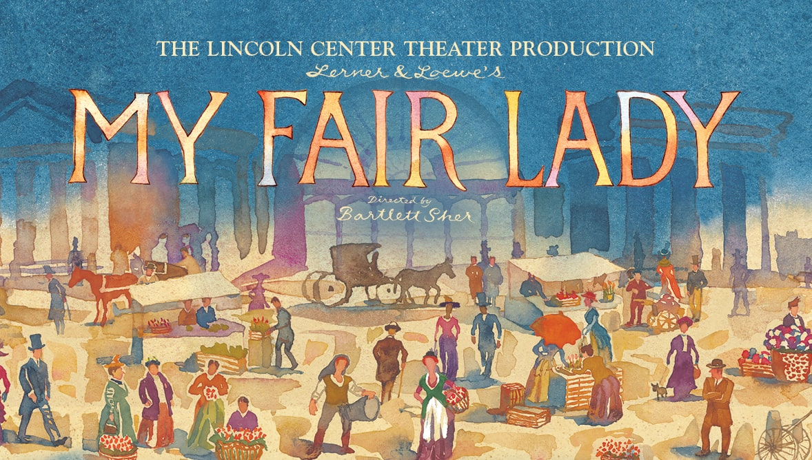 Key Art My Fair Lady