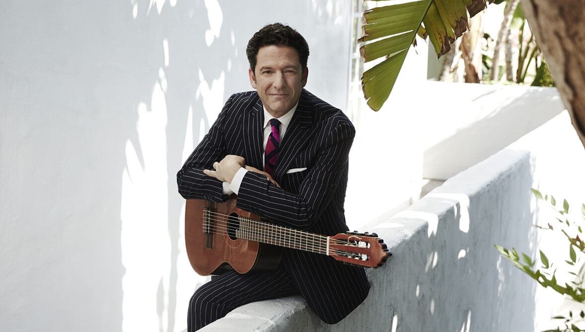 John Pizzarelli Salutes Nat King Cole Event Image