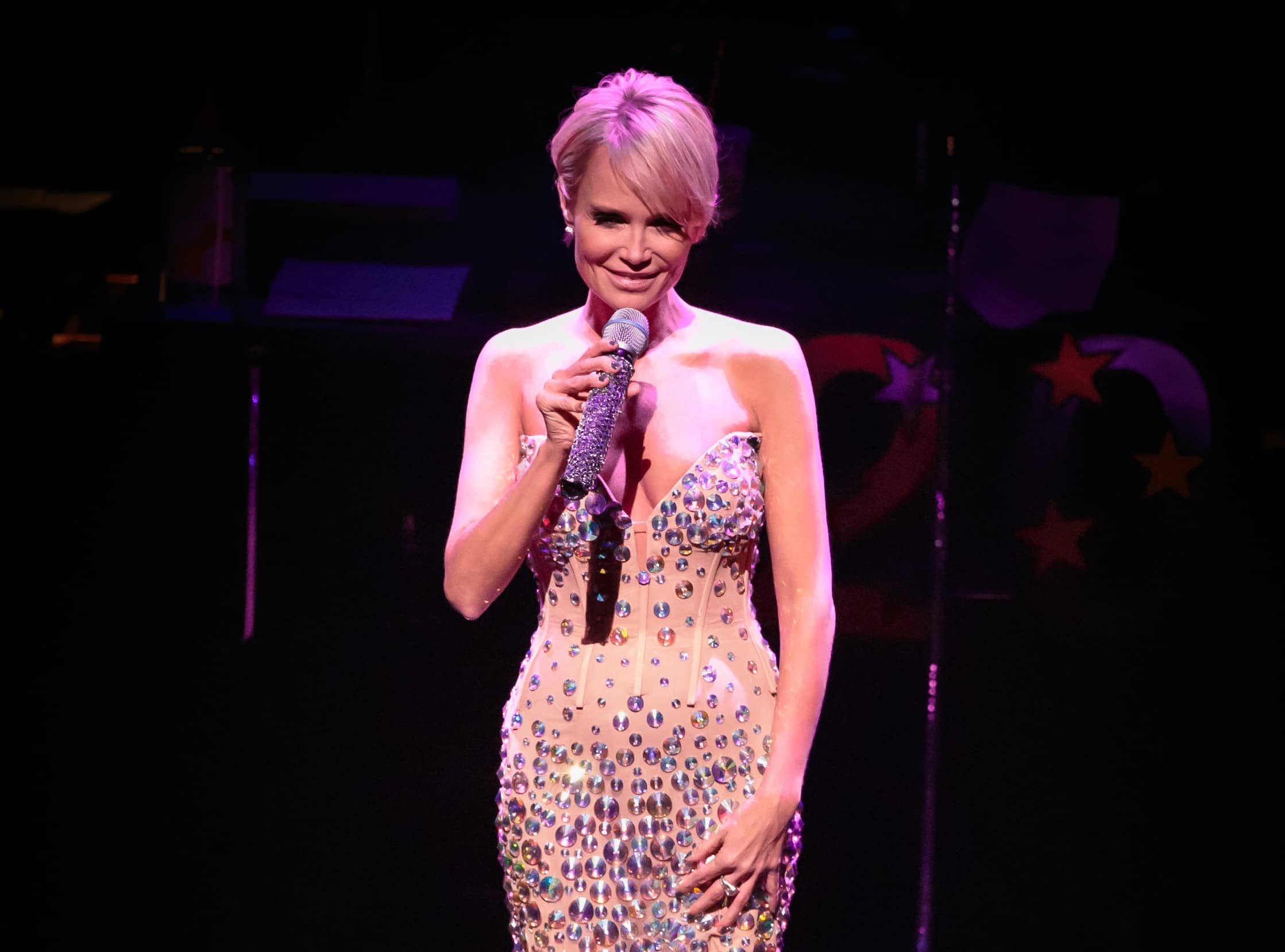 Kristin Chenoweth performing at The Smith Center