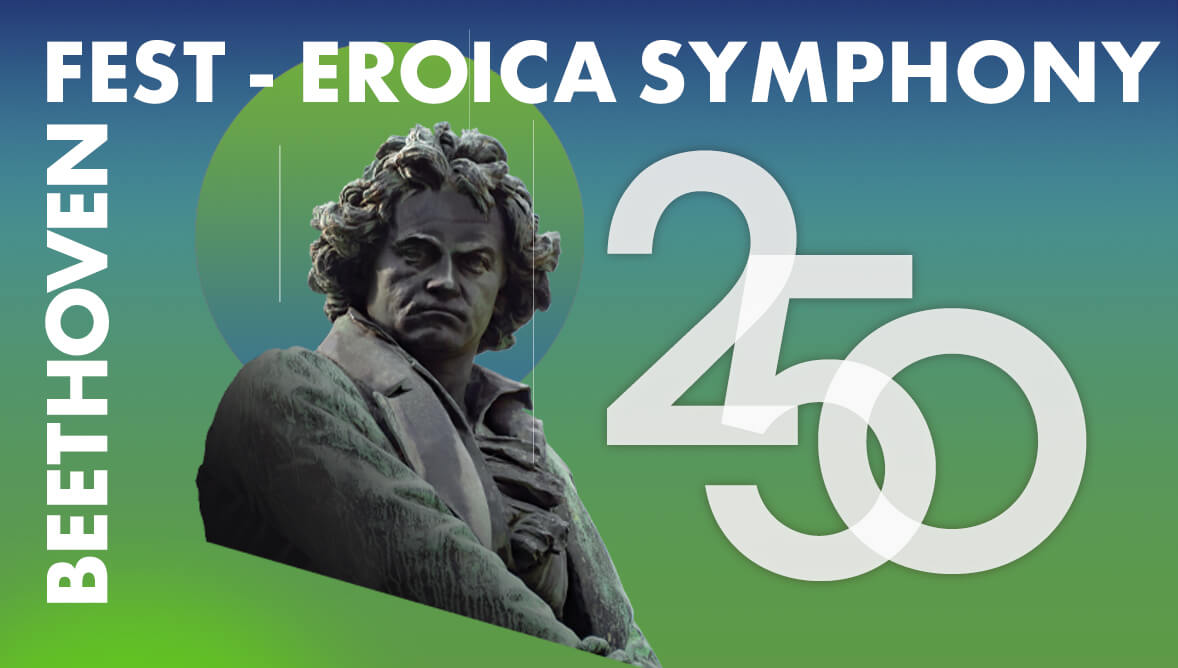 Beethoven's Eroica & Beloved Works Event Image