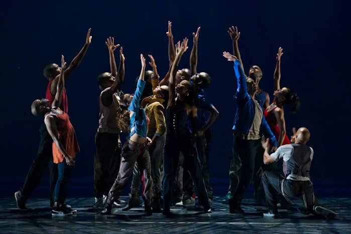 Alvin Ailey American Dance Theater performing at The Smith Center