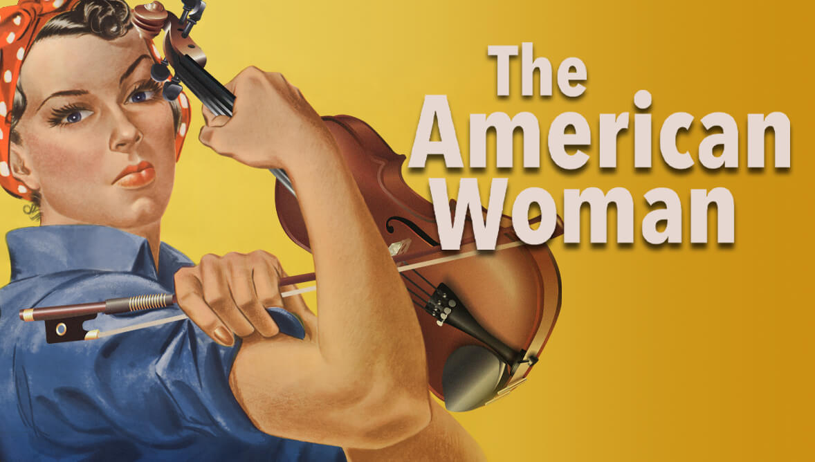 The American Woman Event Image