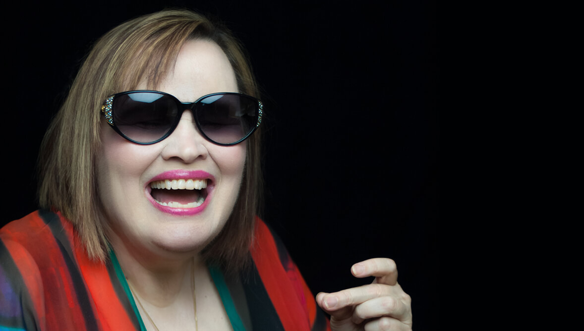 Diane Schuur: Running On Faith Event Image