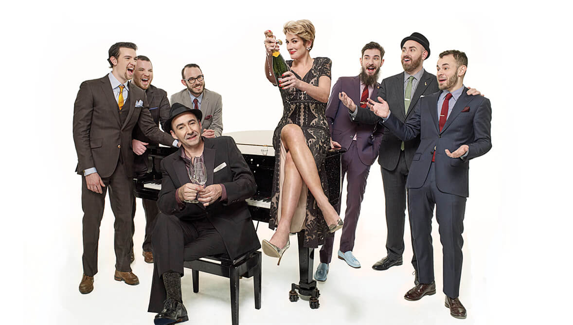 The Hot Sardines Event Image