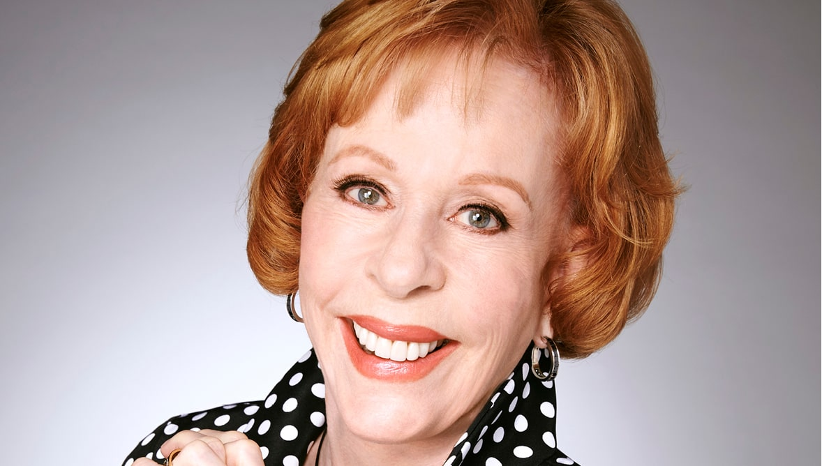 Carol Burnett: An Evening of Laughter and Reflection Event Image